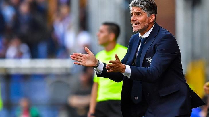 Serie A Cagliari, Lopez: «Troppo brutti per essere veri»