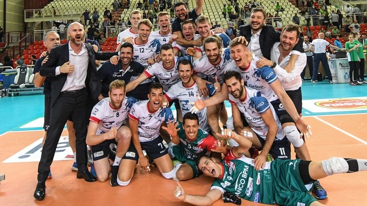 Volley: Play Off Challenge, l'Europa è di Monza