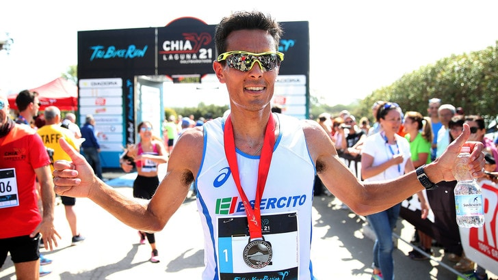Chia Laguna Half Marathon: vince Daniele Meucci. E fa il record