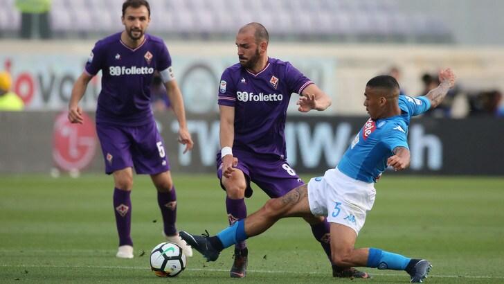 Serie A Fiorentina, Saponara: «Crediamo ancora nell'Europa»