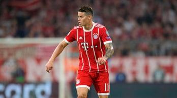 James Rodriguez: «Il Bayern deve essere più cinico rispetto all'andata»