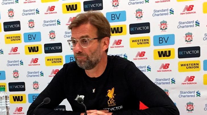 Liverpool, Klopp: «Un 3-0 della Roma è complicato: vogliamo andare a Kiev»