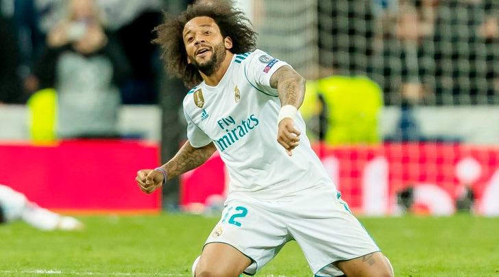 Marcelo: «Il mio tocco di mano? Era rigore, ma l'arbitro non l'ha visto...»