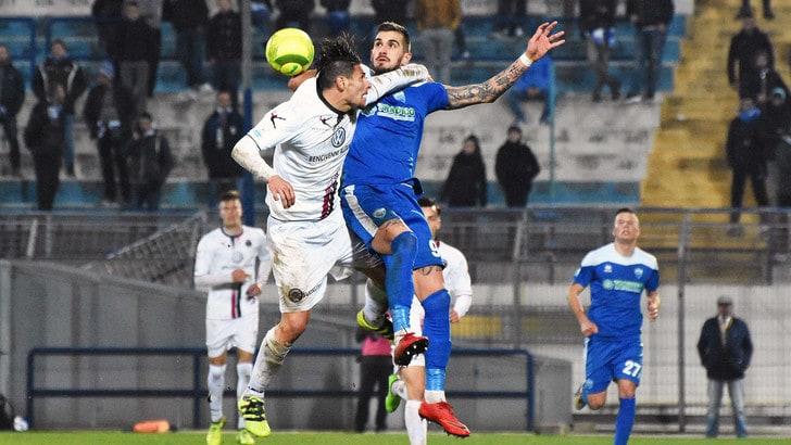 Serie C, sei club penalizzati: -10 punti al Matera
