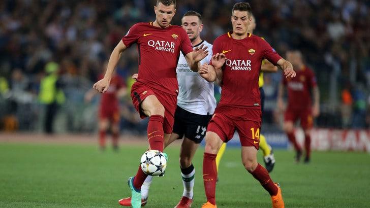 Champions League Roma-Liverpool 4-2, il tabellino