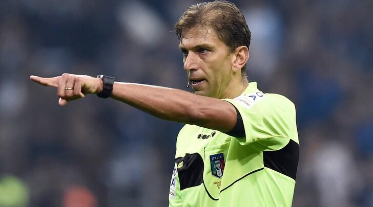 Serie A Roma-Juventus, arbitra Tagliavento. Torino-Spal: Mariani