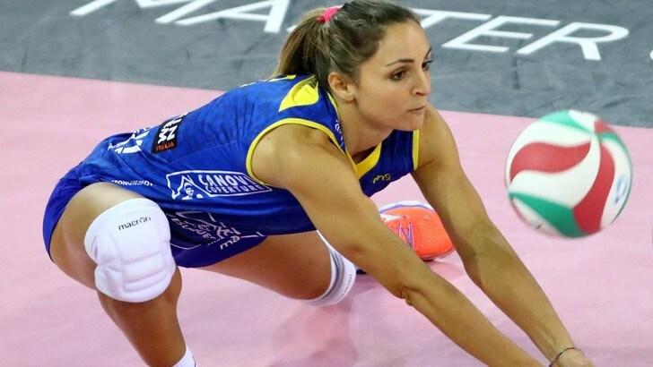 Volley: A1 Femminile, Busto riporta Giulia Leonardi in biancorosso