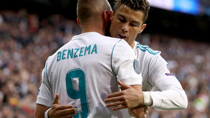 Champions, Real favorito in finale