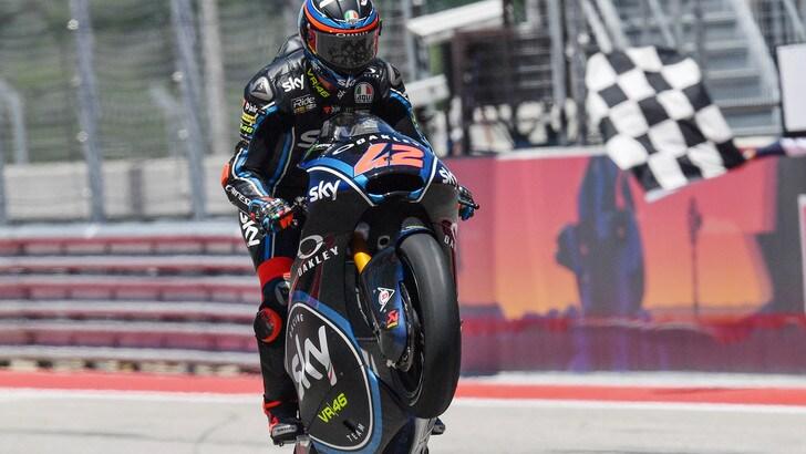 Moto2 Spagna, Bagnaia: «È un circuito dove ho sempre ottenuto grandi risultati»
