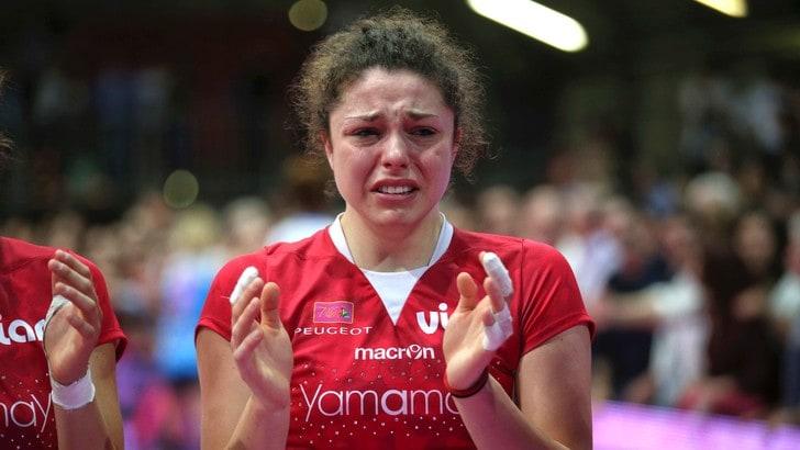 Volley: A1 Femminile, Degradi giocherà nel Il Bisonte Firenze