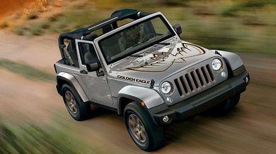 Jeep Wrangler terza serie: tre speciali prima della pensione