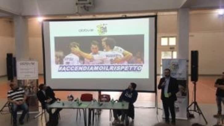 Volley: #Accendiamoilrispetto al Valente di Roma con la Top Volley Latina