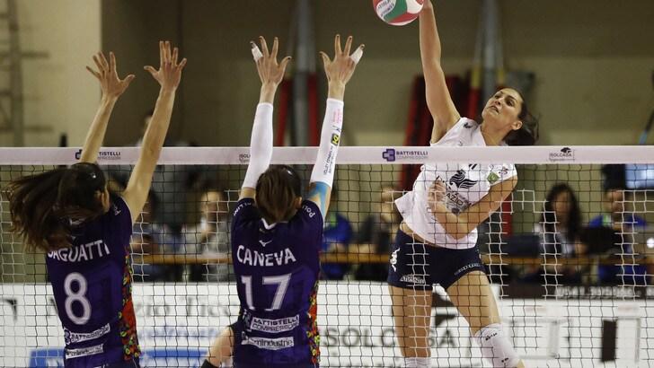 Volley: A2 Femminile, S.G. Marignano e Chieri a confronto per la Serie A1