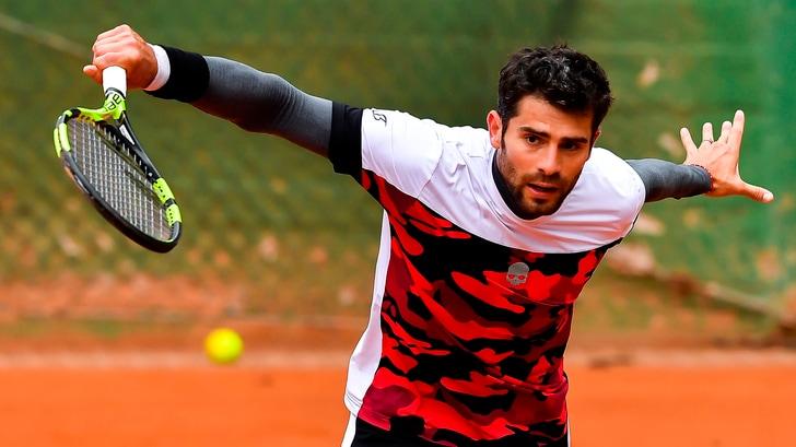 Travaglia, Bolelli e Caruso all'ultimo atto delle qualificazioni del Roland Garros