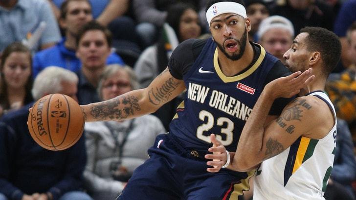 Davis spegne Golden State, Rockets a valanga