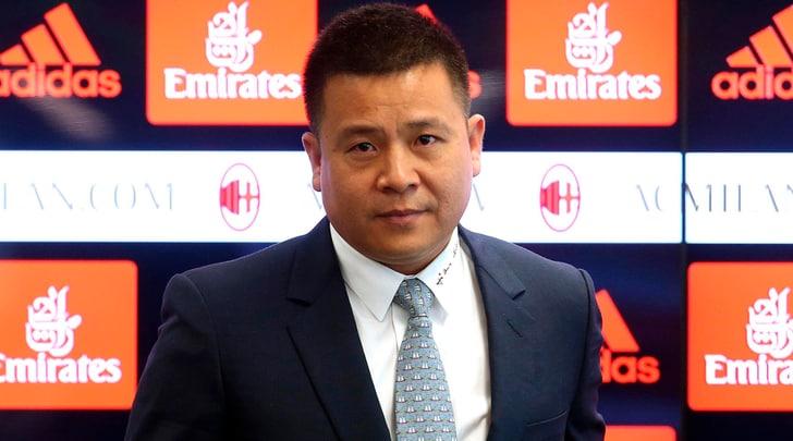 Milan, Yonghong Li contro Elliott: