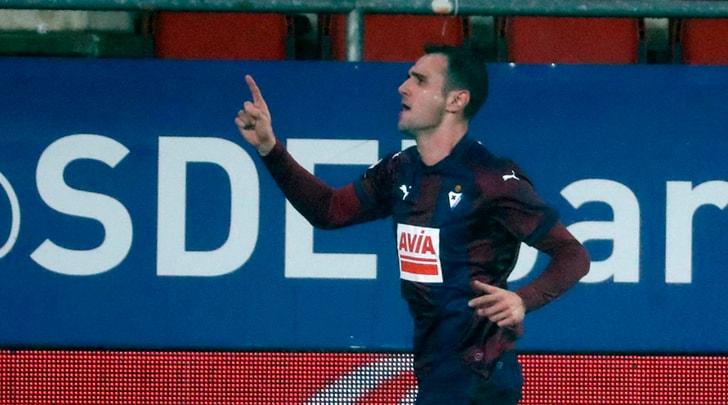 Liga, Girona-Eibar 1-4: doppietta di Kike