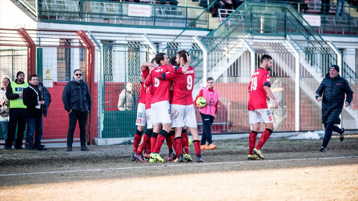 Serie C, play out: Cuneo-Gavorrano 1-0. Decide la rete di Zamparo