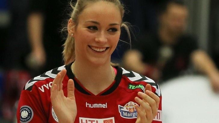Volley: A1 Femminile, Louisa Lippmann è il nuovo opposto di Firenze