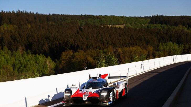 WEC, trionfo di Alonso a Spa