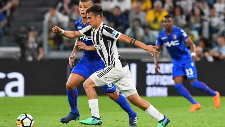 Serie A Juventus-Bologna 3-1, il tabellino