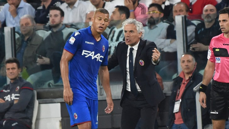 Serie A Bologna. Donadoni: «Rugani andava espulso»
