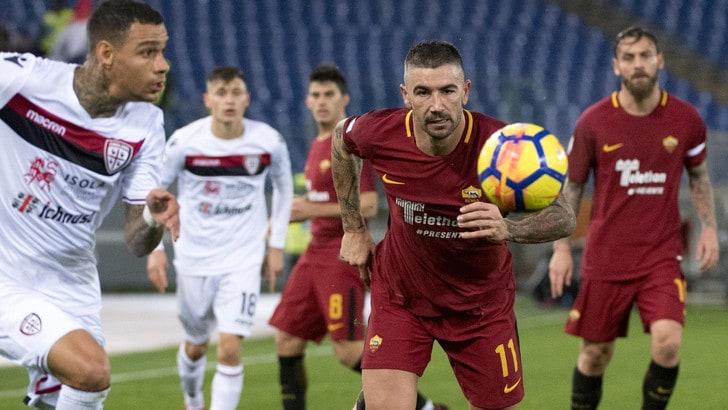 Serie A Cagliari-Roma, formazioni ufficiali e tempo reale alle 20.45. Dove vederla in tv