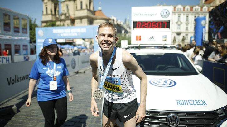 Maratona di Praga: è Galen Rupp il nuovo re. Con record!