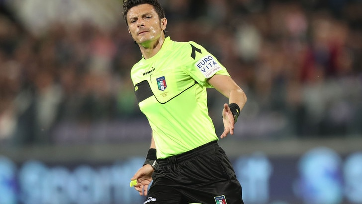 Coppa Italia, Juventus-Milan: arbitra Damato