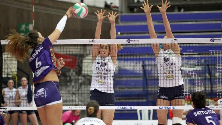 Volley: A2 Femminile, Finale Play Off: la Battistelli fa sua Gara 1
