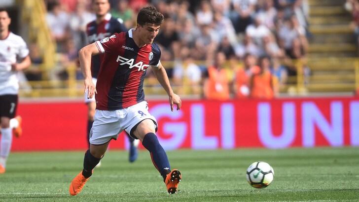 Serie A Bologna, a parte Orsolini: affaticamento alla coscia