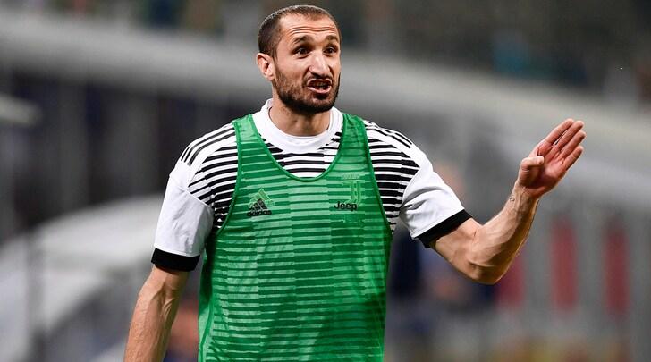 Juventus, i convocati di Allegri per la finale di Coppa Italia: out Chiellini