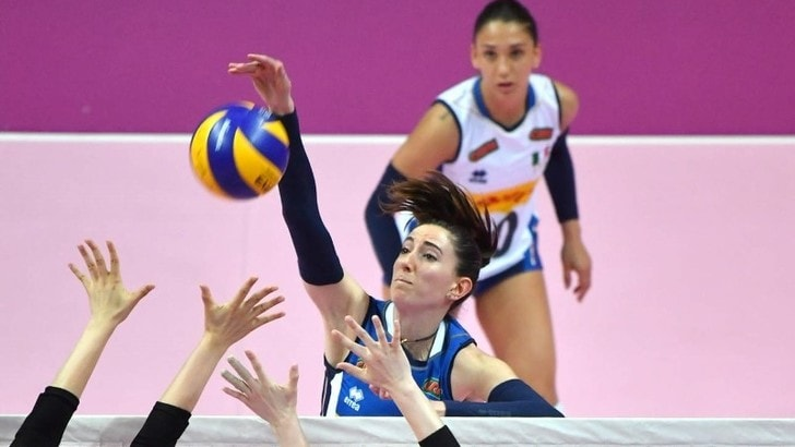 Volley: Nazionale Femminile, l'Italia battuta dal Giappone nella prima stagionale