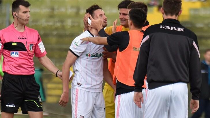 Serie B Palermo, Rolando: «Ora vinciamo le ultime due»