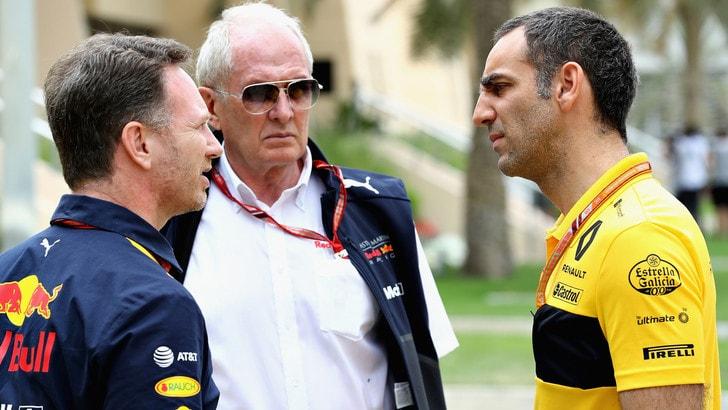 F1 Renault, Abiteboul: «L'annuncio della Red Bull non mi sorprende affatto»