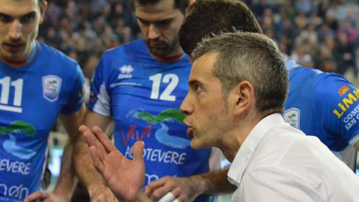 Volley: A2 Maschile, a Mondovì in panchina arriva Marco Fenoglio