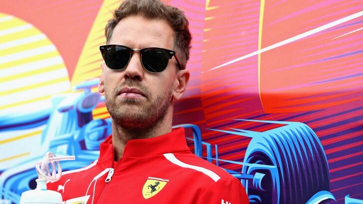 F1 Spagna, Vettel: «È una pista interessante»