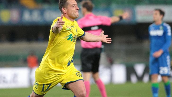Serie A Chievo, Giaccherini punta il Bologna: «Contano le motivazioni»