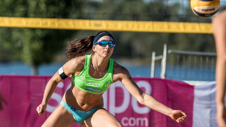 Beach Volley: Giombini-Menegatti nel main draw di Lucerna