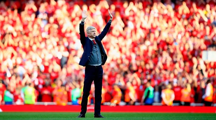 Arsenal, Wenger: «Futuro? Ancora non so cosa farò»