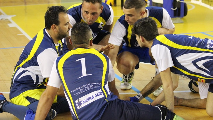 Sitting Volley: tutto pronto per il 2° campionato italiano