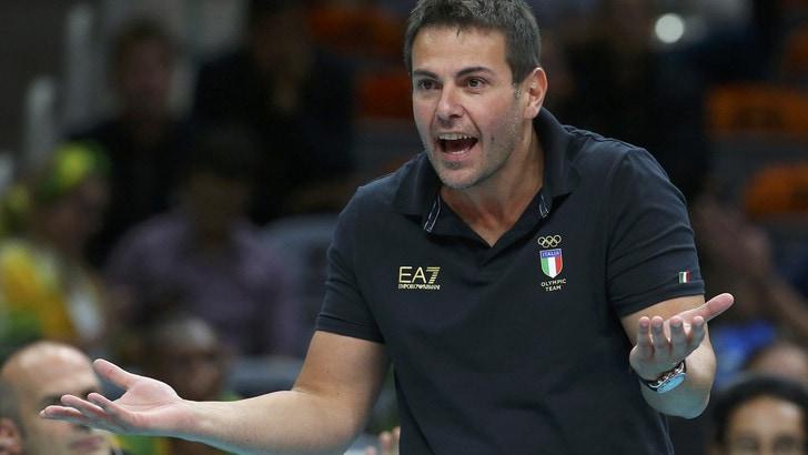 Volley: da lunedì azzurri in raduno prima delle sfide con l'Olanda