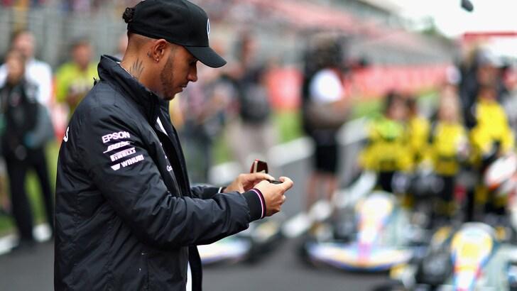 F1 Spagna, Hamilton: «Abbiamo lavorato parecchio per arrivare pronti»