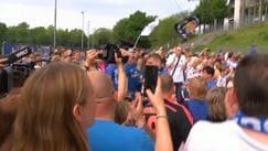 Amburgo, 2000 tifosi per evitare la retrocessione