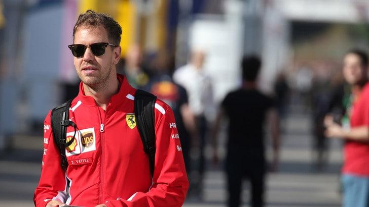 F1 Spagna, Vettel: «Importante sfruttare ogni opportunità»