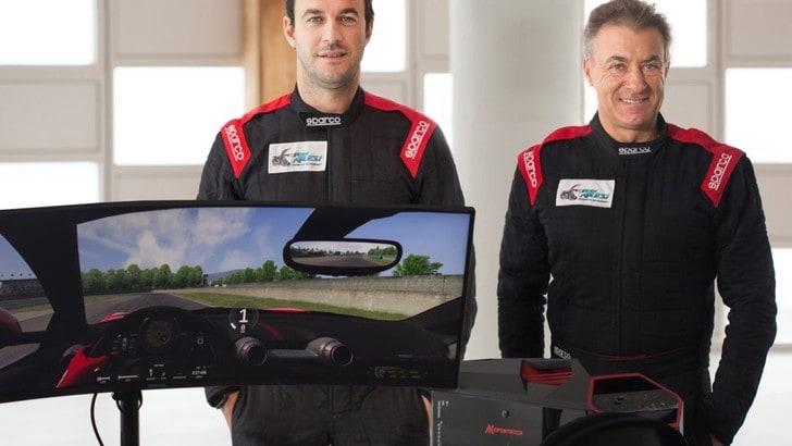 Dalla F1 all'eSport: Jean Alesi apre la sua Academy