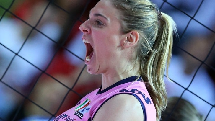 Volley: A1 Femminile, Scandicci preleva Stevanovic da Casalmaggiore