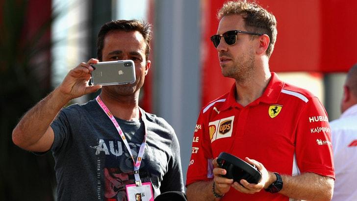 F1 Spagna, Vettel: «Partire dalla prima fila qui è importante»