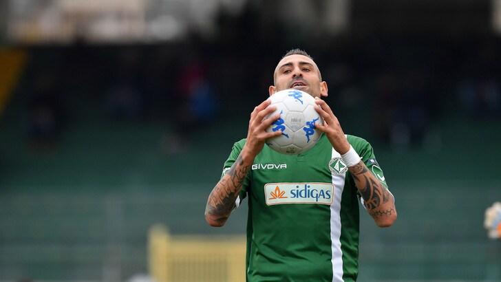 Serie B Avellino-Spezia, decide Castaldo: termina 1-0