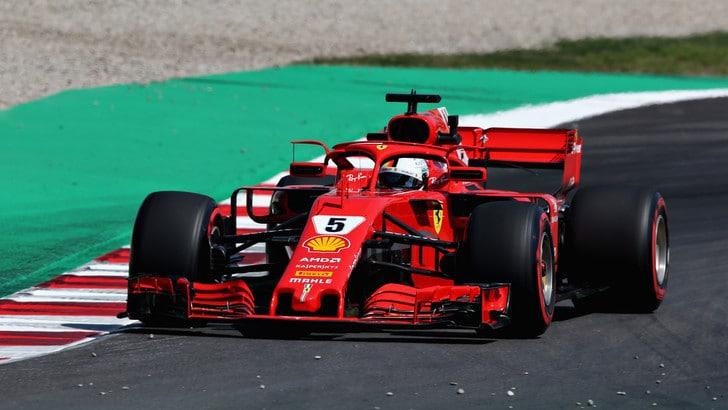F1, Gp Spagna diretta qualifiche ore 15